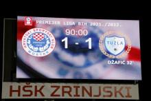 <p>Zrinjski: Tuzla City</p>