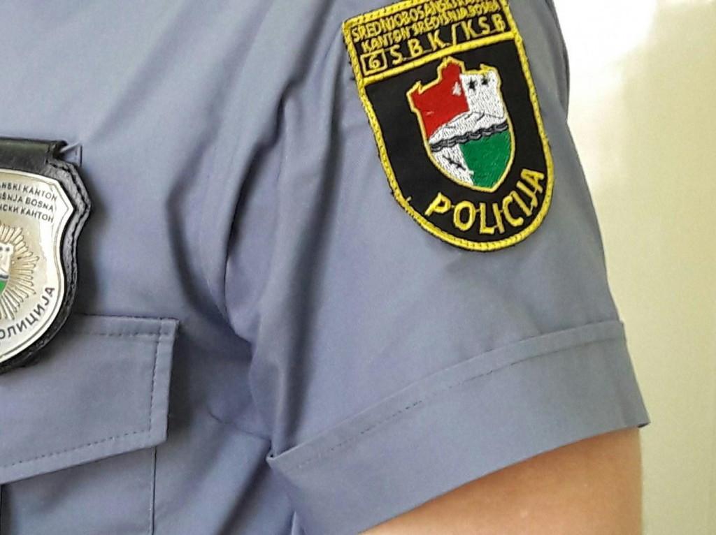 <p>Policijska odora - MUP SBŽ</p>