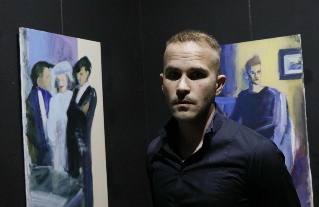 <p>MOSTAR, 7. rujna - Izložba akademskog slikara Tomislava Buconjića iz Mostara otvorena je večeras u mostarskoj galeriji Rondo.</p>