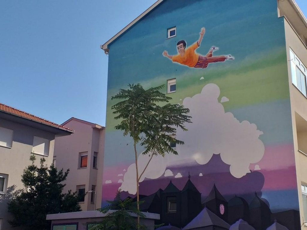 <p>Street Art Festival Mostar</p>