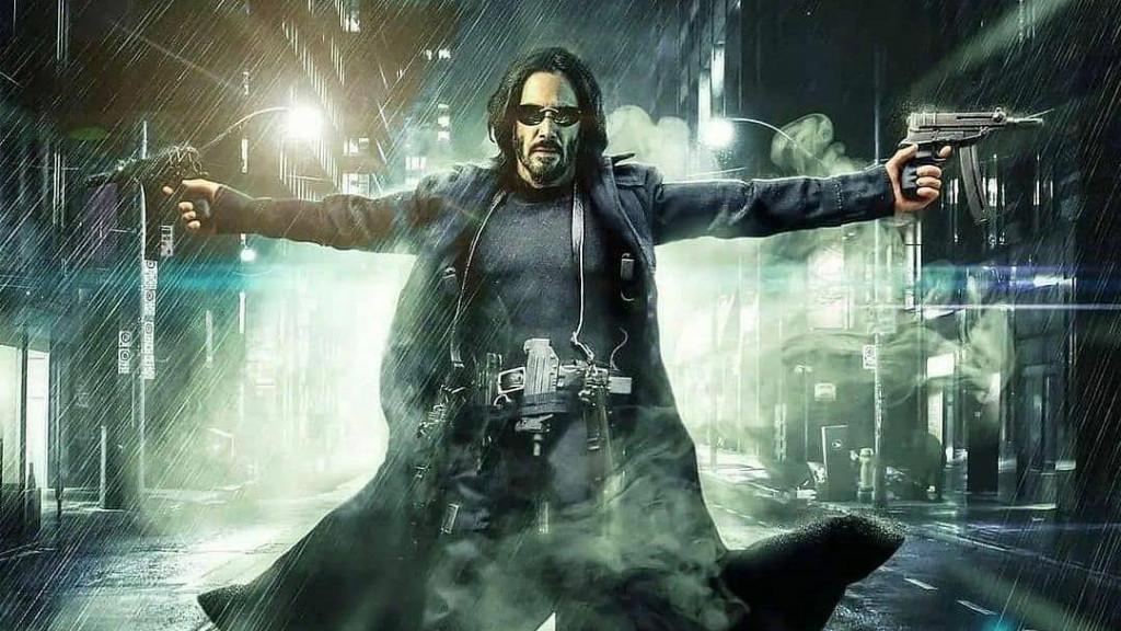 <p>The Matrix 4</p>
