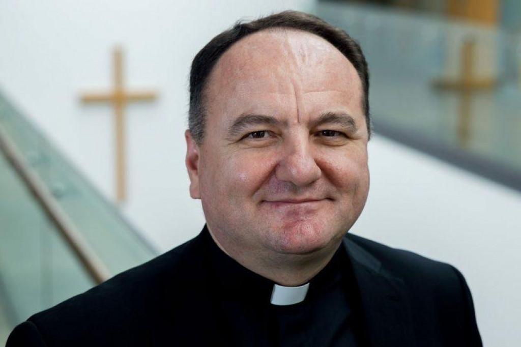 <p>Biskup Petar Palić</p>