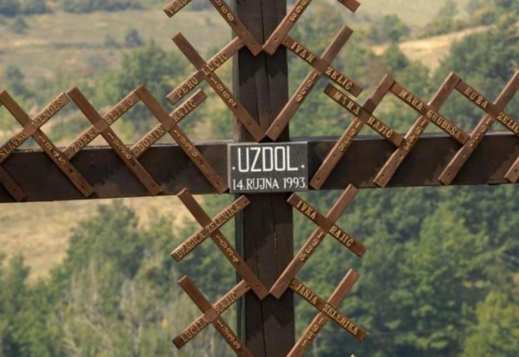 <p>Križ u Uzdolu</p>