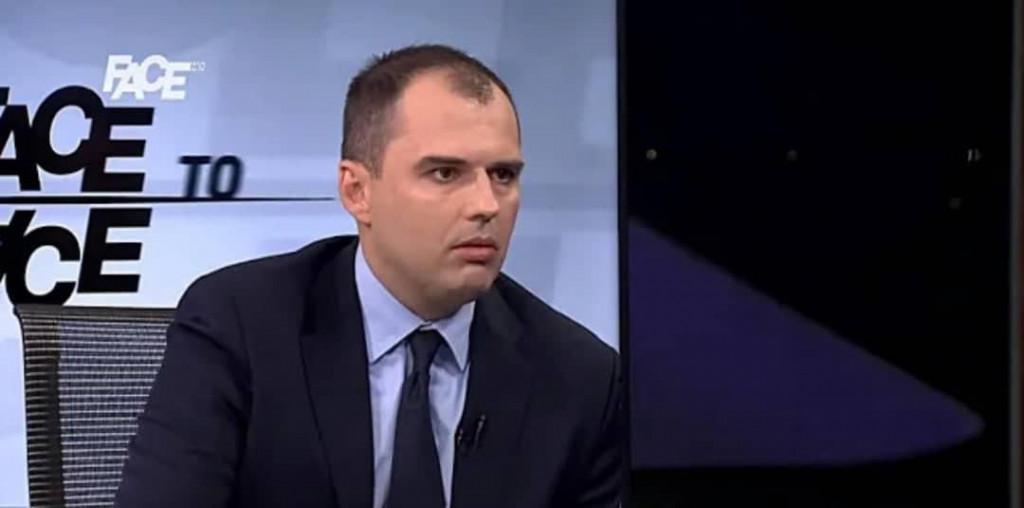<p>Bošnjački radikal Bajrović</p>