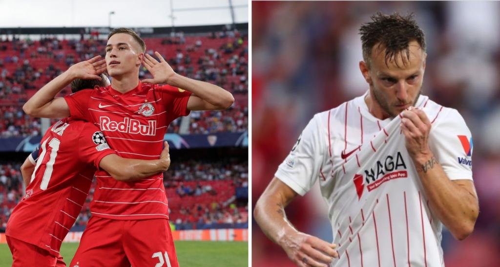<p>Luka Sučić i Ivan Rakitić zabili na otvaranju Lige prvaka</p>