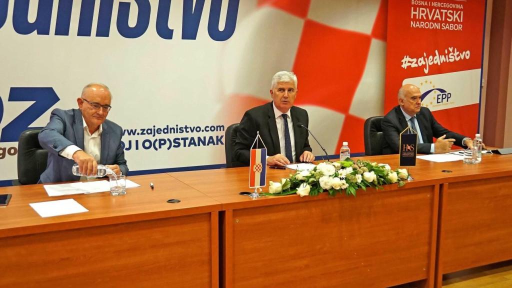 Čović: Ovo je kritičan trenutak za BiH O_96734_1024