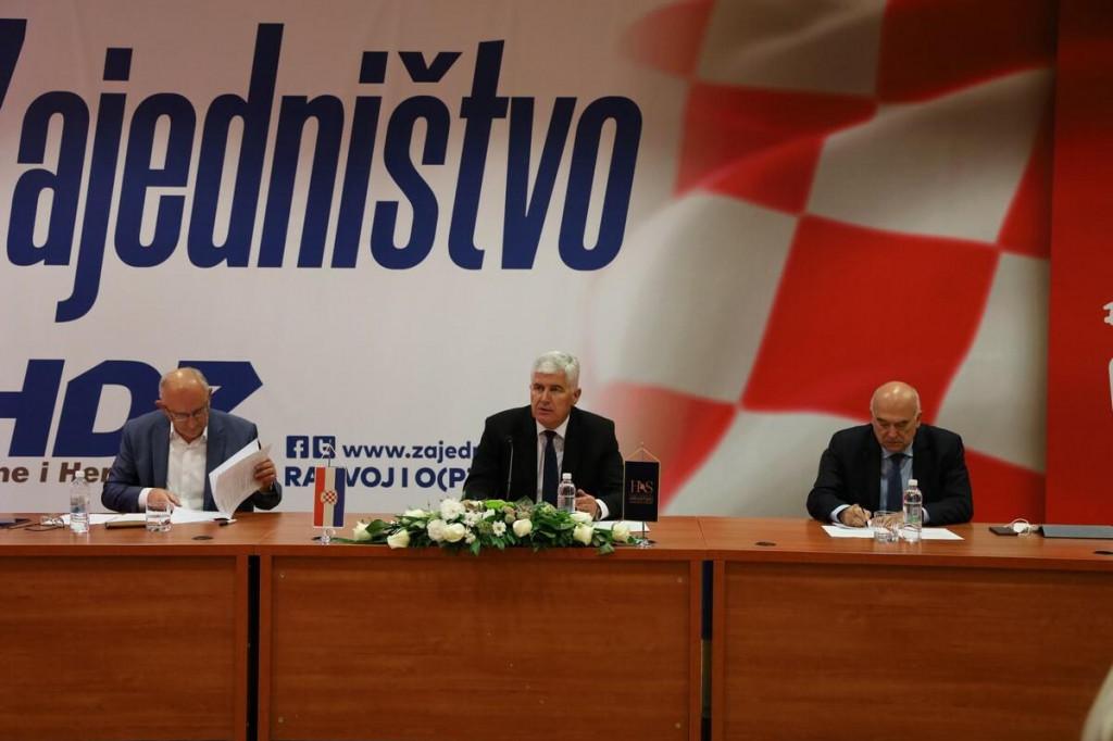 Čović: Ovo je kritičan trenutak za BiH O_96756_1024