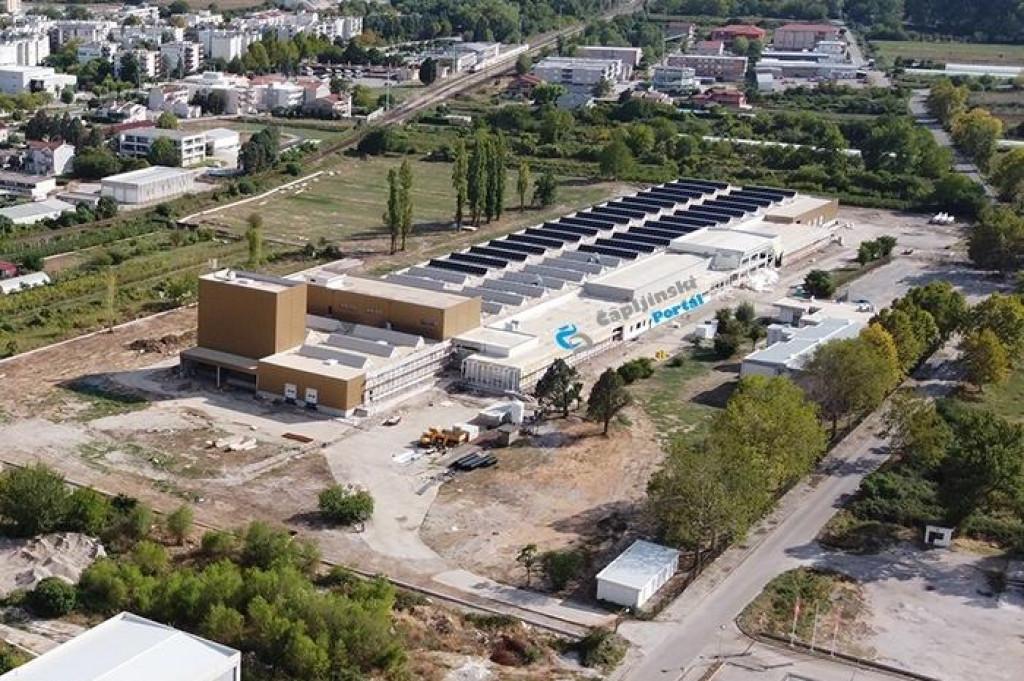 """<p>Postavljeni solarni paneli na """"Lasti""""</p>"""