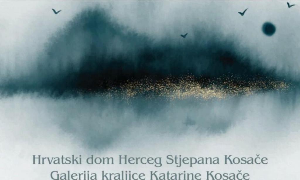 <p>Promocija romana u Mostaru</p>
