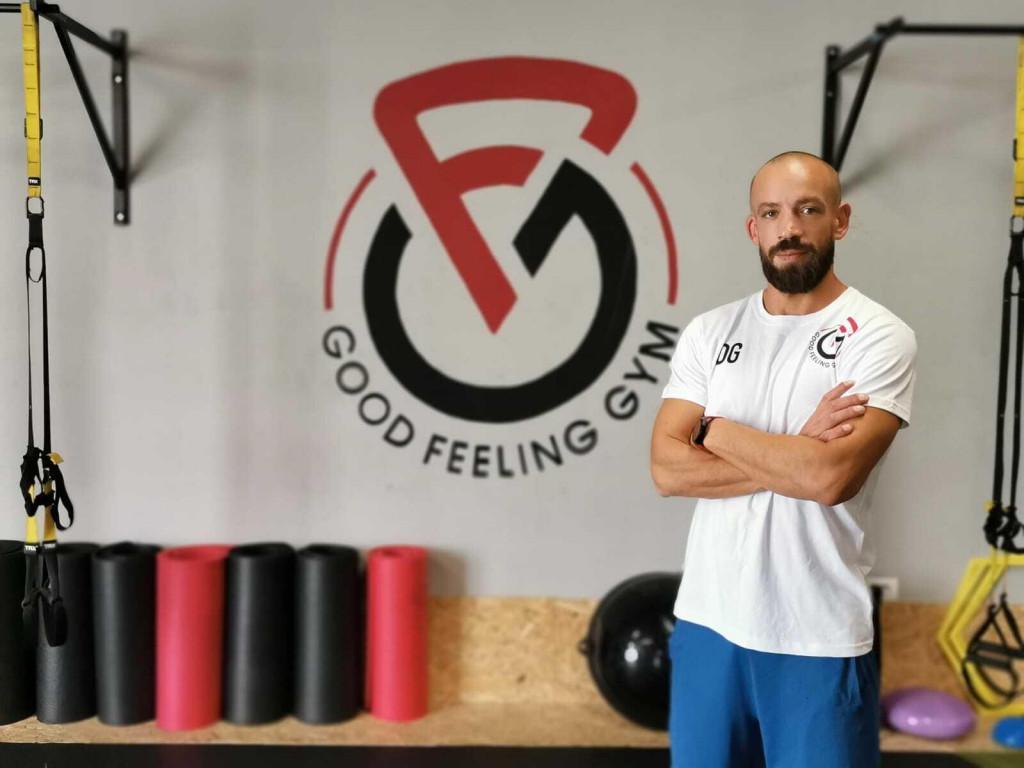 <p>Davor Grabovac/kondicijski i fitness trener</p>