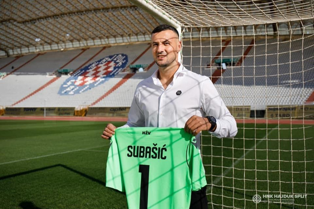 <p>Danijel Subašić</p>