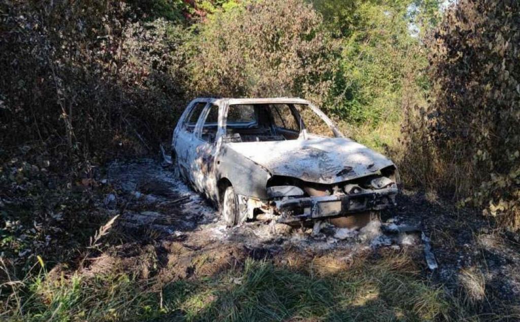 <p>Zapalio vozilo da prikrije tragove</p>