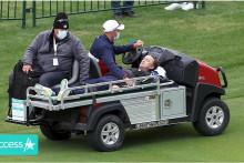 <p>Zvijezdi filmova o Harryju Potteru pozlilo tijekom partije golfa</p>