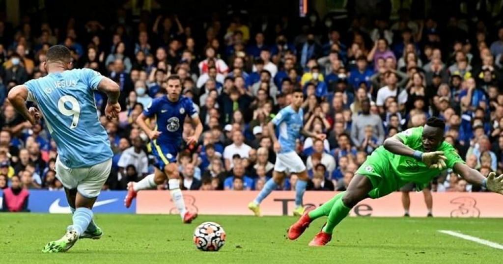 <p>Chelsea - Manchester City</p>