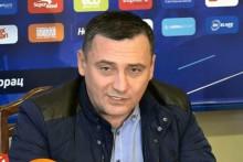 <p>Direktor FK Borac</p>