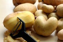 <p>Svježi krumpir</p>
