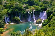 <p>Vodopad Kravica</p>
