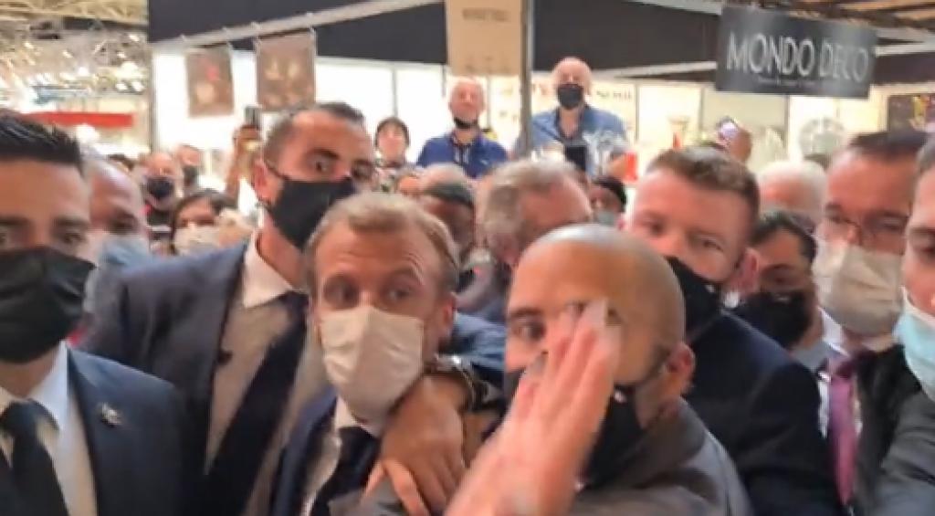<p>Emmanuel Macron</p>