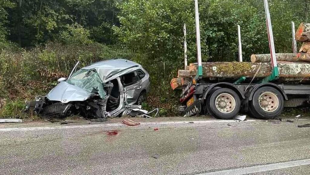 <p>Teška nesreća kod Busovače</p>
