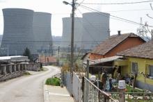 <p>Termoelektrana u Tuzli</p>