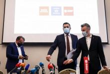 <p>Nikšić, Konaković i Forto</p>