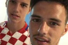 <p>Filip i Josip Brekalo</p>