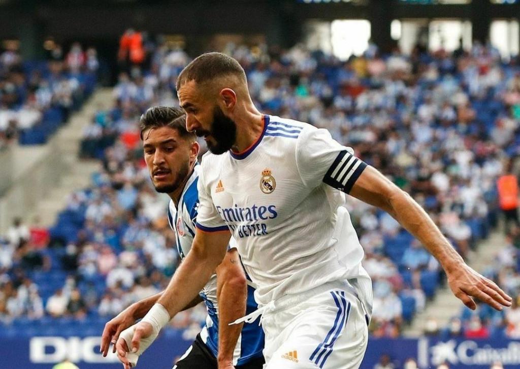 <p>Real Madrid - Espanyol</p>