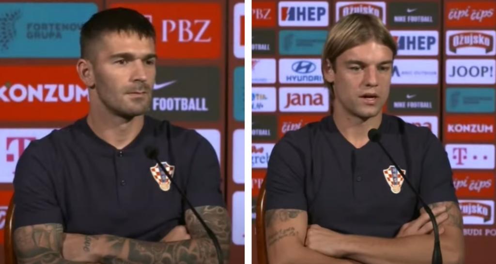 <p>Marko Livaja i Borna Sosa</p>