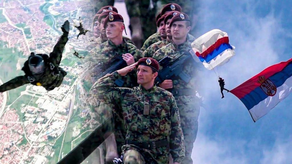 <p>Padobranci Vojske Srbije</p>