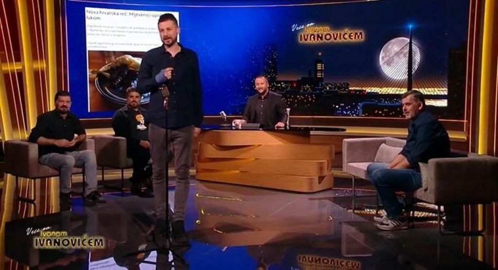 <p>Večer s Ivanom Ivanovićem</p>