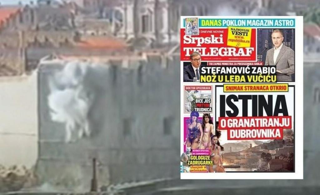 <p>Srpski Telegraf</p>