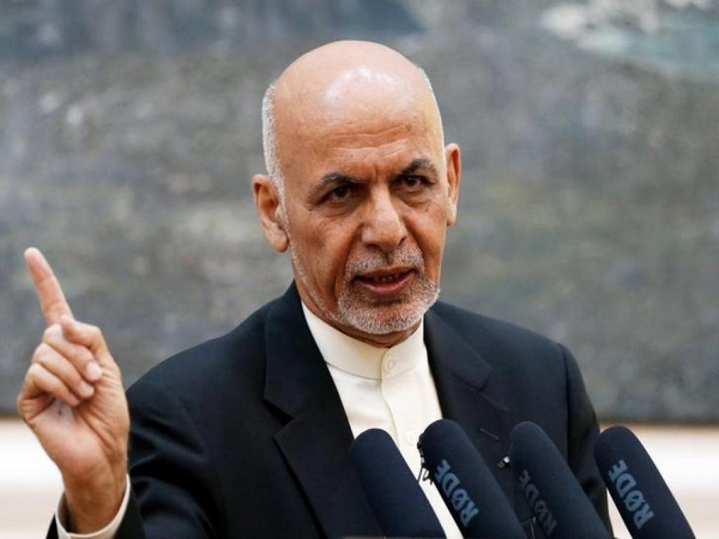 <p>Ashraf Ghani</p>