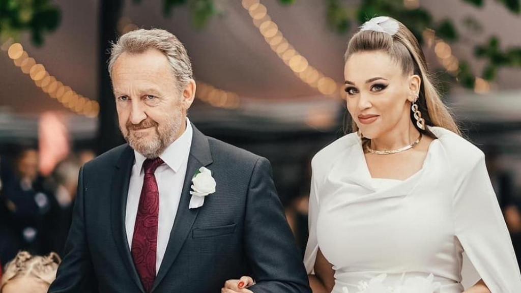 <p>Bakir i Jasmina Izetbegović</p>
