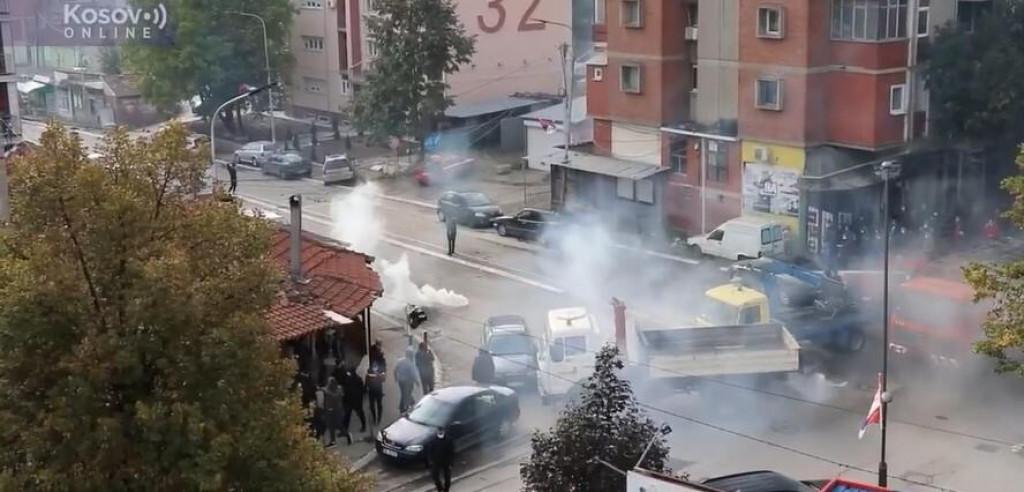 <p>Neredi na Kosovu</p>