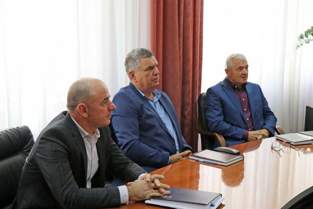 <p>Sastanak MUP-a HNŽ-a i PU dubrovačko-neretvanske</p>