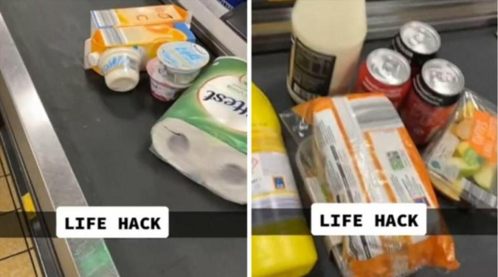 <p>Na blagajni vam prebrzo skeniraju namirnice i ne stignete ih pospremiti?</p>