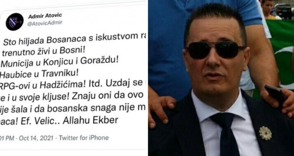 <p>Admir Atović</p>