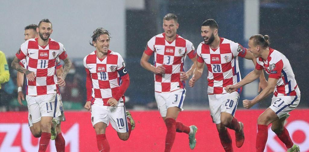 <p>Hrvatski nogometaši</p>