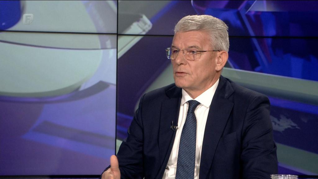 <p>Šefik Džaferović</p>