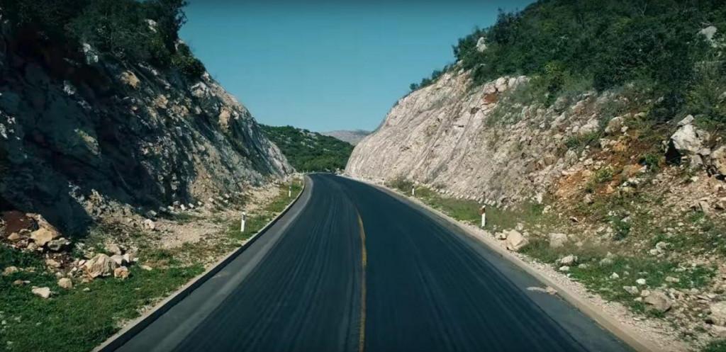 <p>Radovi na izgradnji magistralne ceste Stolac-Neum</p>
