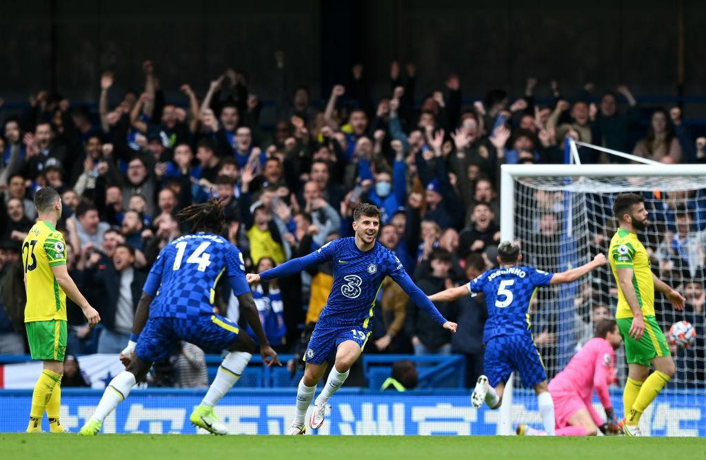 <p>Chelsea - Norwich</p>