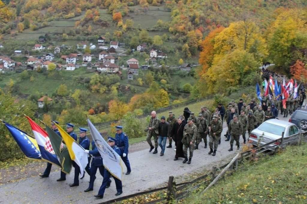 <p>'Molitva za domovinu' Bobovac</p>