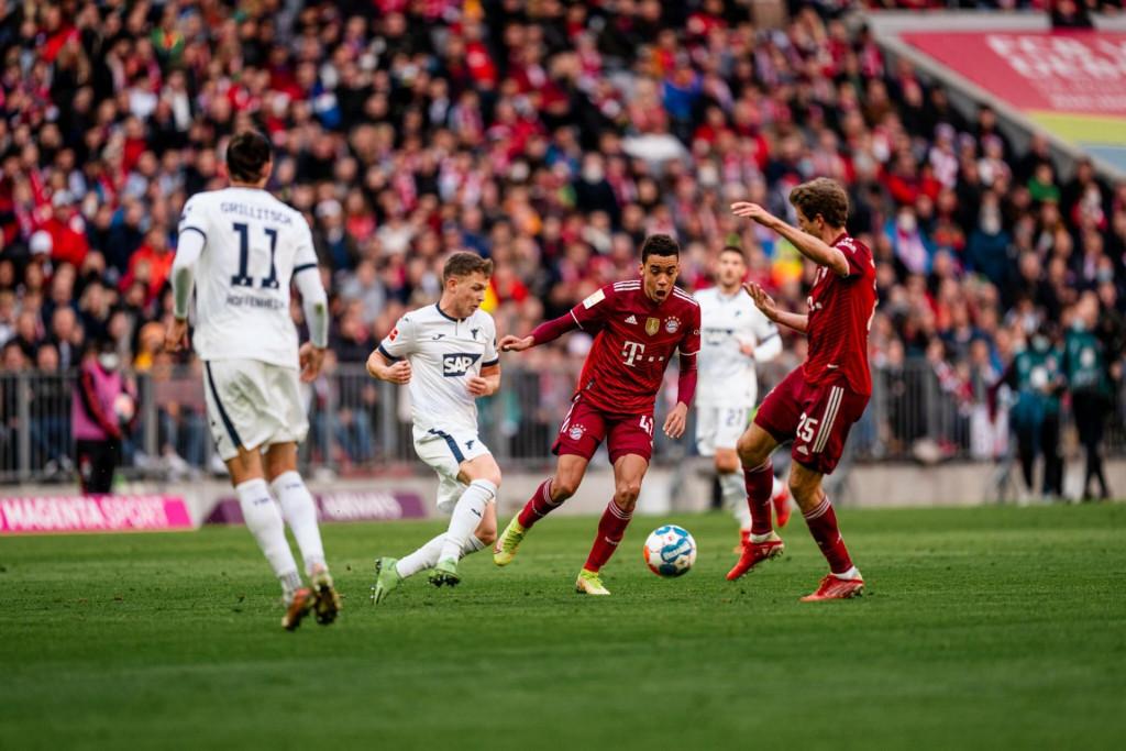<p>Bayern - Hoffenheim</p>