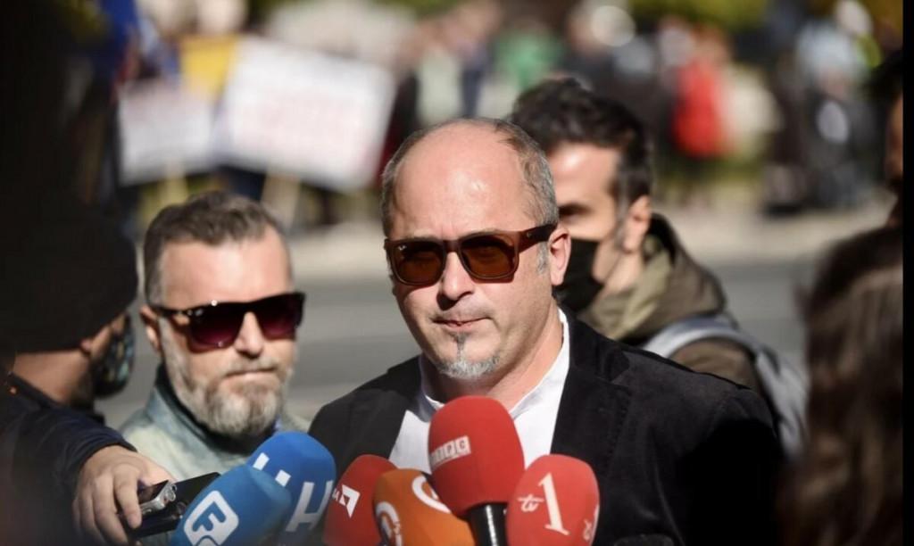 <p>Nakon prosvjeda ispred OHR-a</p>